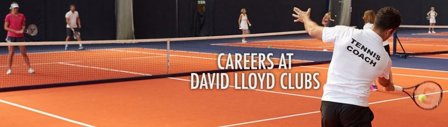 David Lloyd Ringwood >> Careers Hampshire On Twitter Receptionist Required At