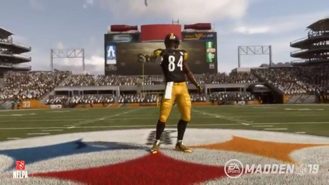 2 tickets to #NEvsPIT are up for grabs and @AB84 wants YOU to have them! RT & comment for a chance to win #Madden19