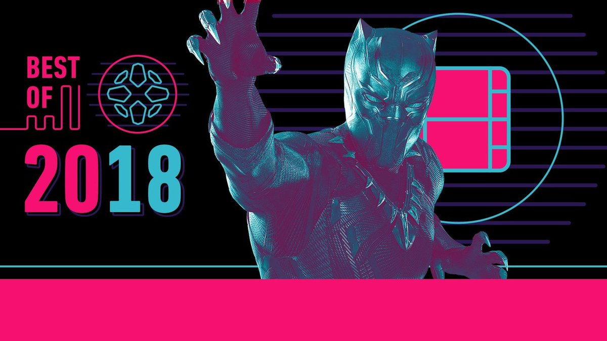 From Avengers: Infinity War to Hereditary, here's the complete list of IGN's nominees for Best Movie of 2018: https://t.co/Ov16cXrAHQ