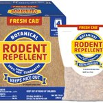 Image for the Tweet beginning: Fresh Cab Rodent Repellent pouches