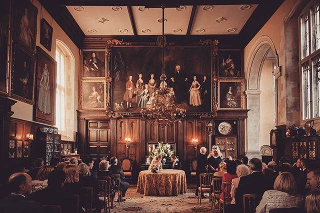 RT @Jason_Leaman Just married. @loseley_park's great hall has to be experienced - one of the most inspiring places you can tie the knot. https://t.co/QBj07j3sAb