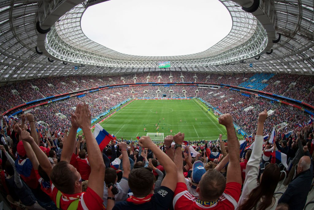 🏟️Moscow's Luzhniki Stadium provided #WorldCup memories to savour. Do you remember them all?  5️⃣-star performance A notable upset😮 Early goal wins it⚽️ European stalemate🤼‍♂️ Penalty spot drama🥅 Extra-time thriller🙌 Ending on a high🏆