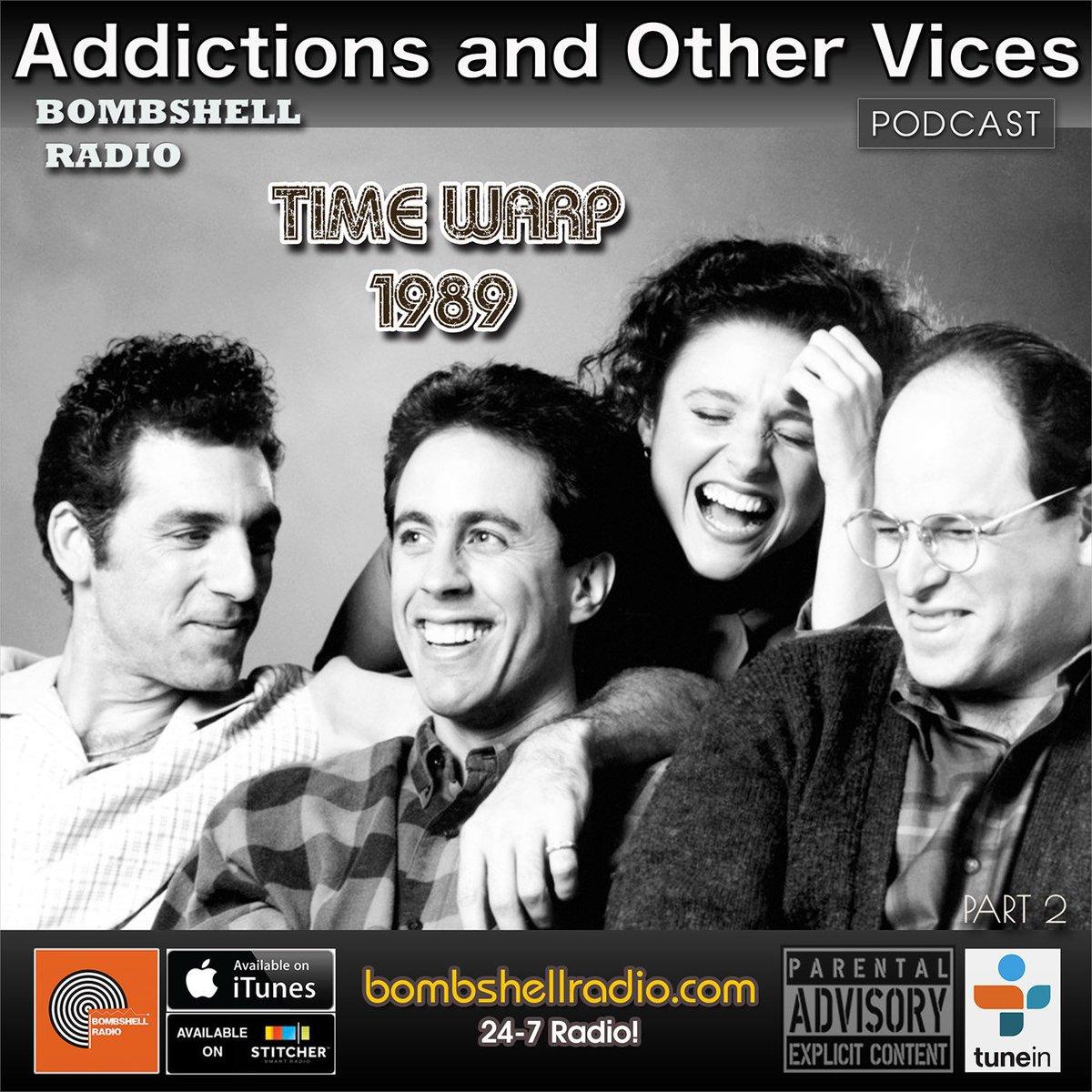 Join us http://bombshellradio.com   24-7 #Rock,  #Classics, #AddictionsPodcast, #Timewarp, #NewWave, #Pop ,#80s ,#Radio, #ClassicRock ,#BombshellRadio @AddictionsDJ