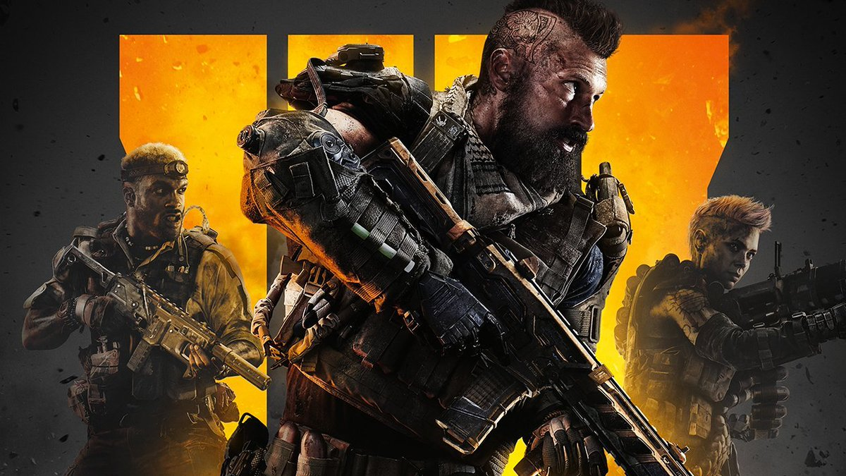 Call of Duty: Black Ops 4's first premium DLC has been leaked.  https://t.co/nVRYQdNExB