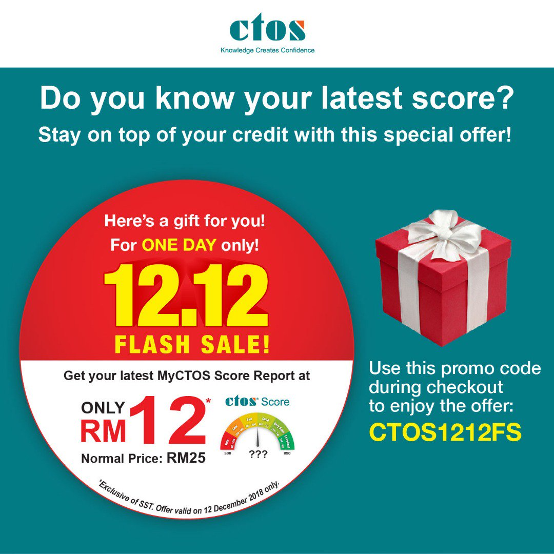 CTOS Credit on Twitter: