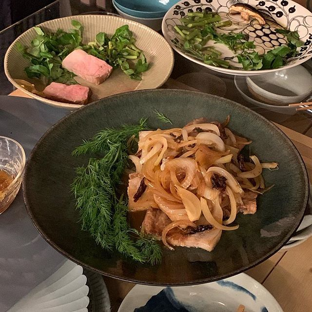 一部業界で有名な #キッチンヨシムラ  やっと来れた! https://t.co/yO4jCaIXDr