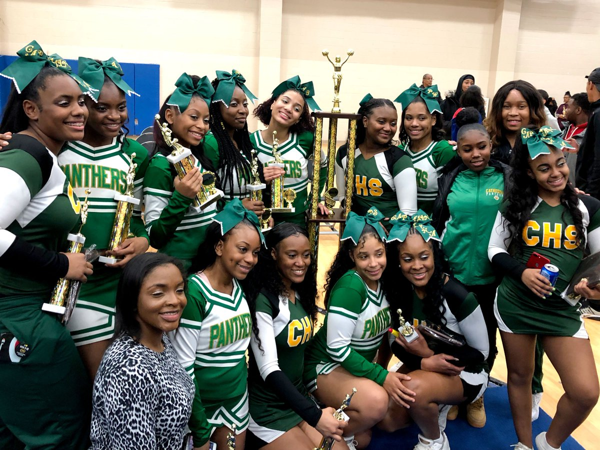 test Twitter Media - Congratulations to our CHS cheerleading team who won 1st place in the cheer category at the 29th annual Student Body Hello and Dance Cheer Showdown at the Reggie Lewis Track Center in Roxbury this past weekend!  #cheerleading | #RCABSchools | #Boston https://t.co/2ZD7Mae8Co