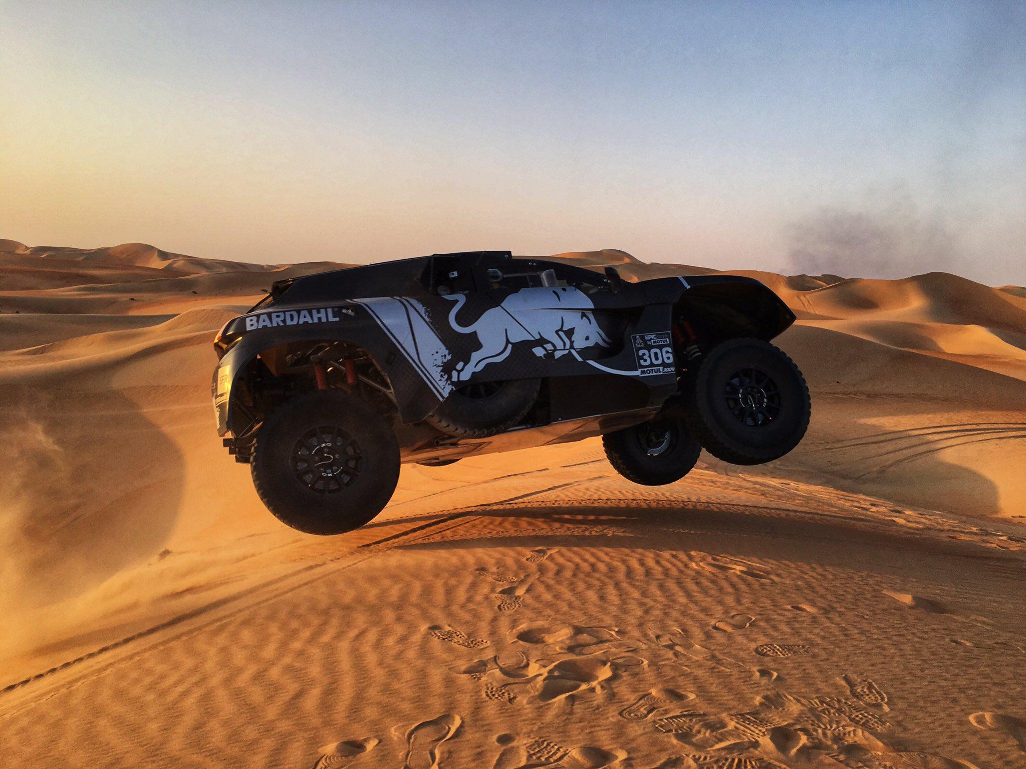 2019 41º Rallye Raid Dakar - Perú [6-17 Enero] - Página 2 DuJfUr1W0AENm_v
