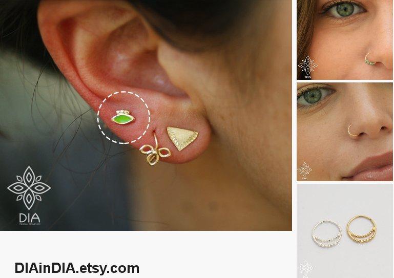 1deae44b86d53 18g earring in 20g hole