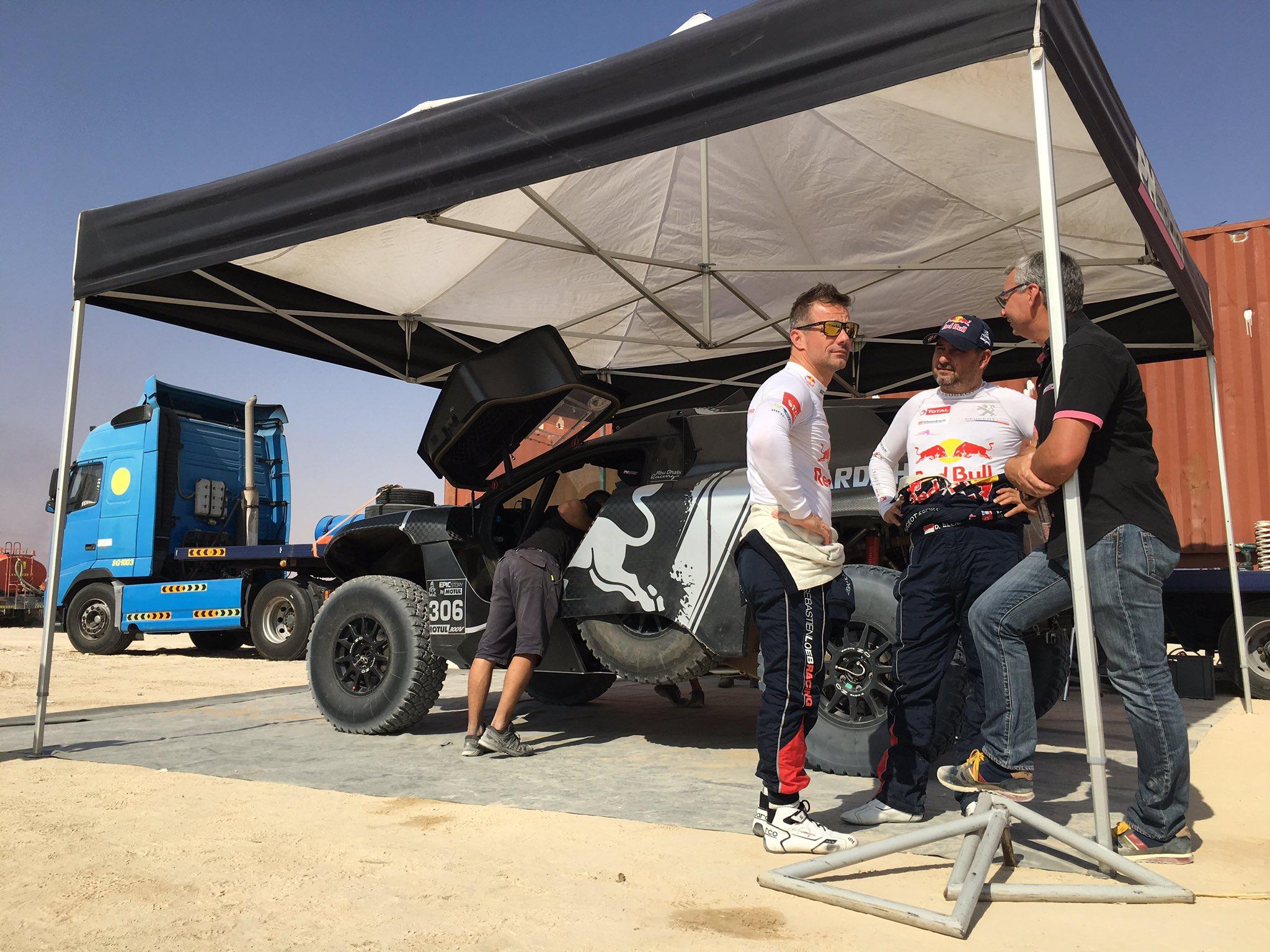 2019 41º Rallye Raid Dakar - Perú [6-17 Enero] - Página 2 DuJho2FX4AIwu0Z