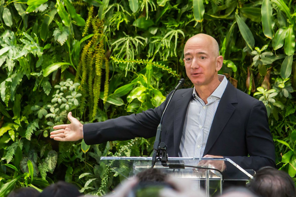 Jeff Bezos Is Quietly Betting on These 15 Companies -- Why You Should, Too https://t.co/5PJE6jGHqf