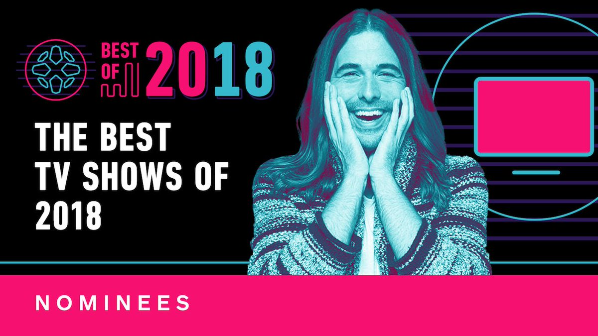From Atlanta to Daredevil, here's the complete list of IGN's nominees for Best TV Series of 2018:  https://t.co/BtpTSa1zsH