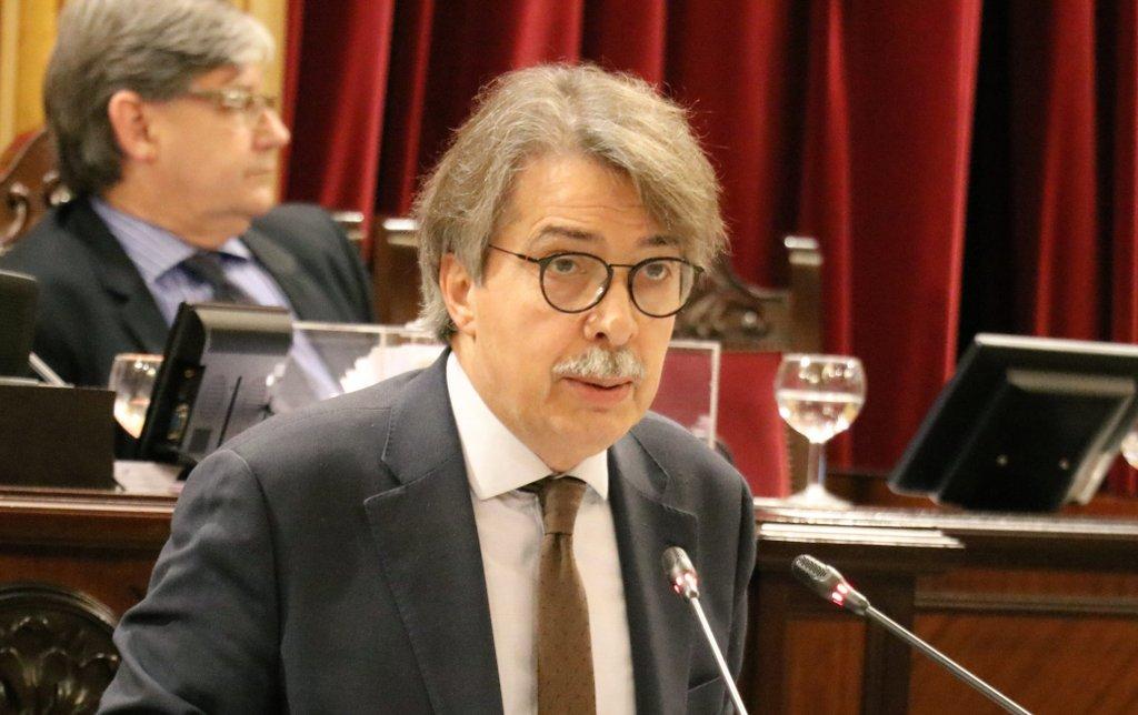 """Pericay: """"Tengo la impresión de que la presidenta Armengol ha perdido los papeles y que el Govern va a la deriva"""""""