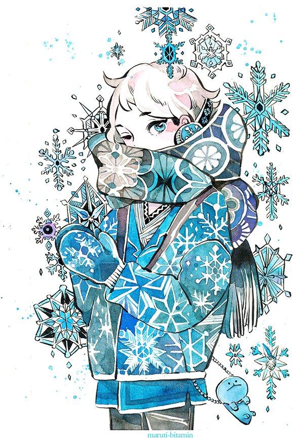 Winter blues❄️
