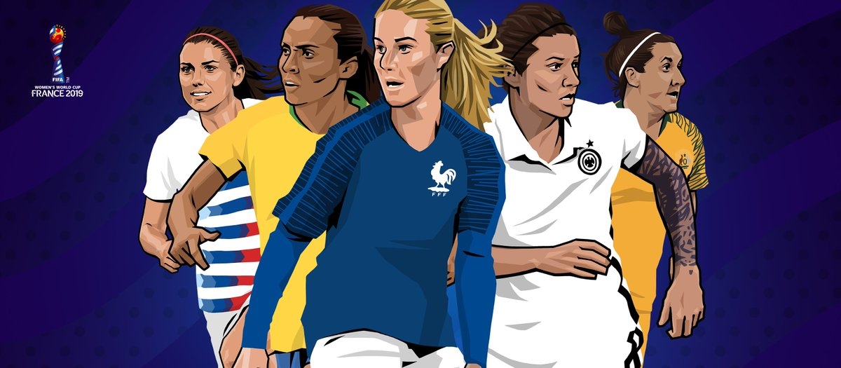 How good were these illustrations that were used around the #FIFAWWC Draw? 😲👏  Learn more about them, and the man behind the stunning designs 👉 https://fifa.to/B6VcrvN5yS