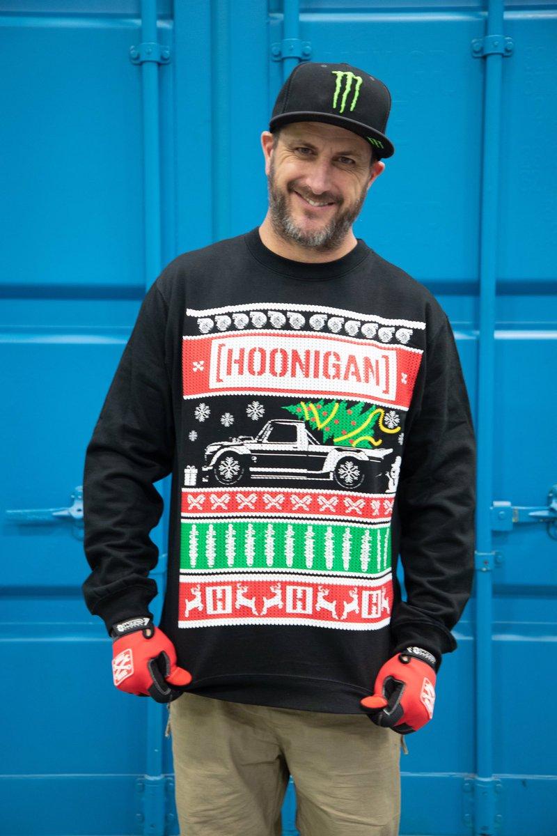 Best Ugly Christmas Sweater.Ken Block On Twitter Best Ugly Christmas Sweater Ever Ha