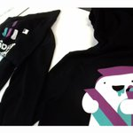 Image for the Tweet beginning: Printed these zip hooded tops