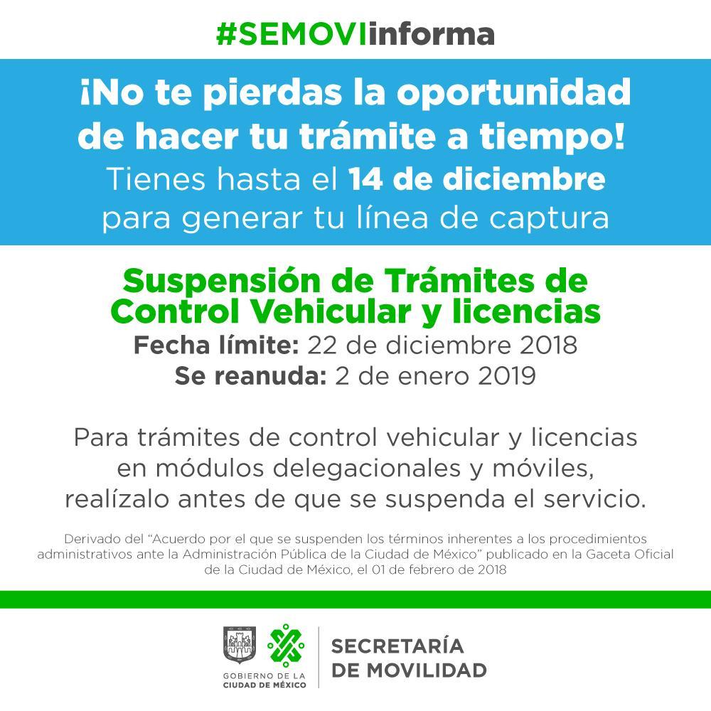 Secretaría De Movilidad Cdmx On Twitter Te Compartimos La