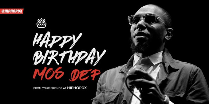 Happy Birthday Mos Def What\s your favorite Mos Def record?