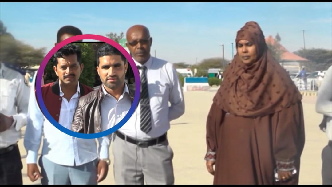 Mohamed Omar Hussein's photo on First Minister