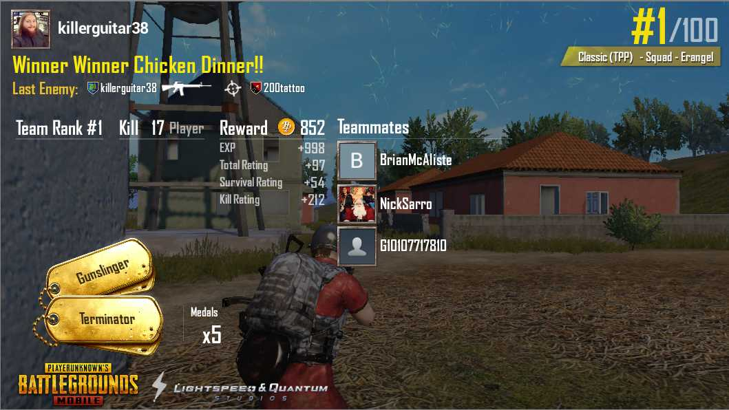 For real, I just got my Razer Phone 2 yesterday and it is really the best phone I&#39;ve ever had. So good, much better than iPhone IMO. Good enough to run PUBG at high settings and got 1st! #RazerPhone2 @Razer<br>http://pic.twitter.com/0oLgV35T9w