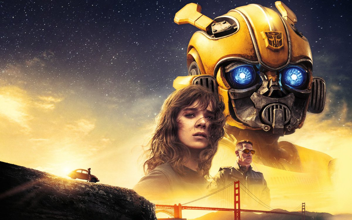 #BumblebeeMovie Film Review: More Than Meets The Eye https://t.co/Ls6bRVC4xV
