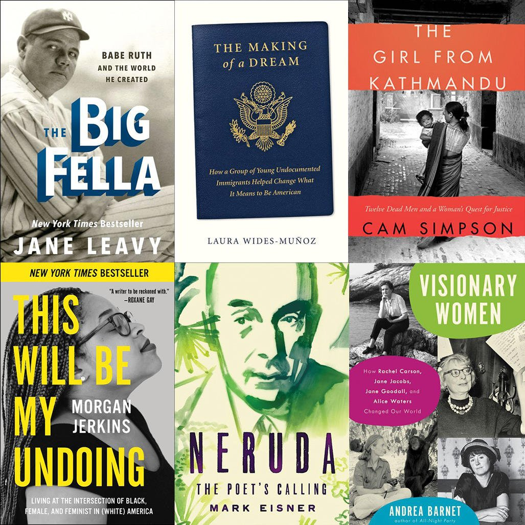 Congratulations to our authors, longlisted for the 2019 @PENamerican Literary Awards! https://pen.org/2019longlists/  @MorganJerkins @CamSimpsonNews @lwmunoz @janeleavy1 @AndreaBarnet #MarkEisner