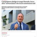 Barnaby Joyce Twitter Photo