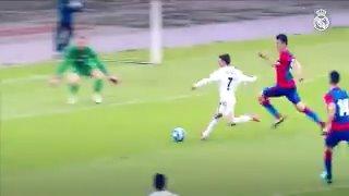 ⚡ ¡DÍA DE PARTIDO! ⚡ ⚽ UEFA Youth League 👉 Fase de Grupos - Jornada 6 🆚 Juvenil A - CSKA Moscow 🏟 Alfredo Di Stéfano 🕰 15h00 #⃣ #LaFabrica