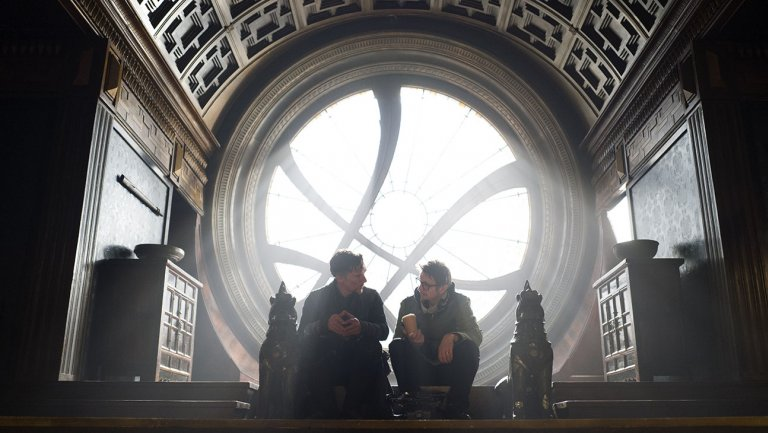 Exclusive: @scottderrickson returning to direct #DoctorStrange sequel https://t.co/t3Kk6xhwhH