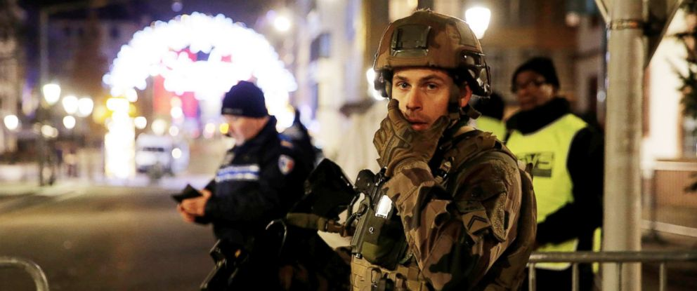 1 dead, 10 injured in shooting in France, local authorities say https://t.co/JBgJo3DJfF