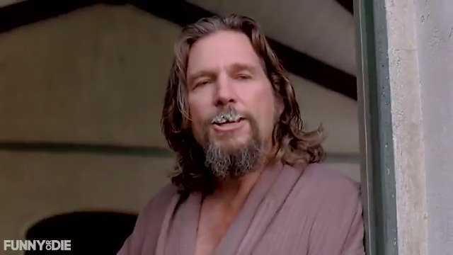 Watch The Dude's Fab 5 transformation here: https://www.funnyordie.com/2018/5/17/17667918/queer-eye-for-lebowski…