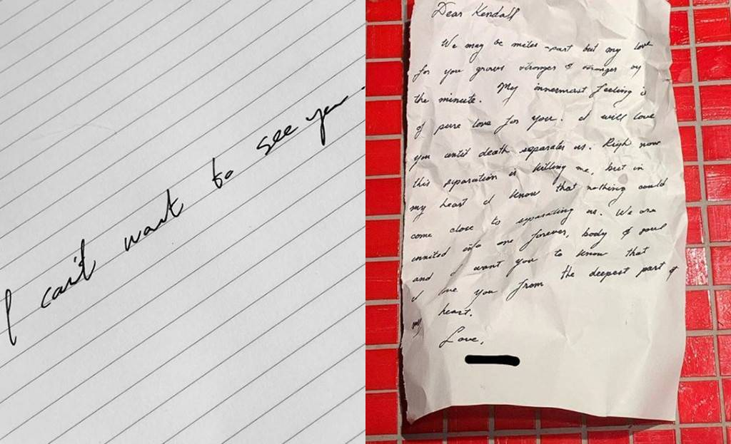 Some people think the secret love letter Kendall Jenner received could be from none other than Harry Styles. https://t.co/VPZNPPThgH
