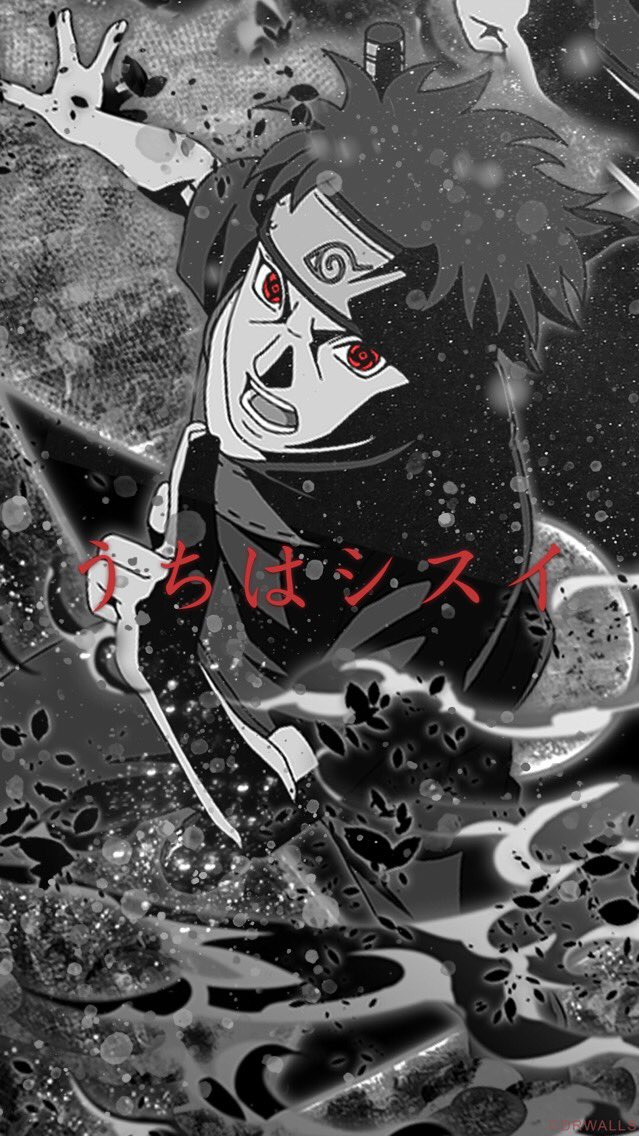 Wallpapers On Twitter Shisui From Naruto Wallpaper うちは