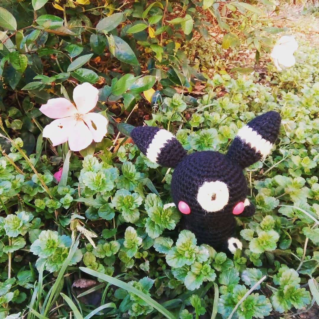 Umbreon pokemon crochet pattern | Pokemon pattern, Pokemon crochet ... | 1080x1080