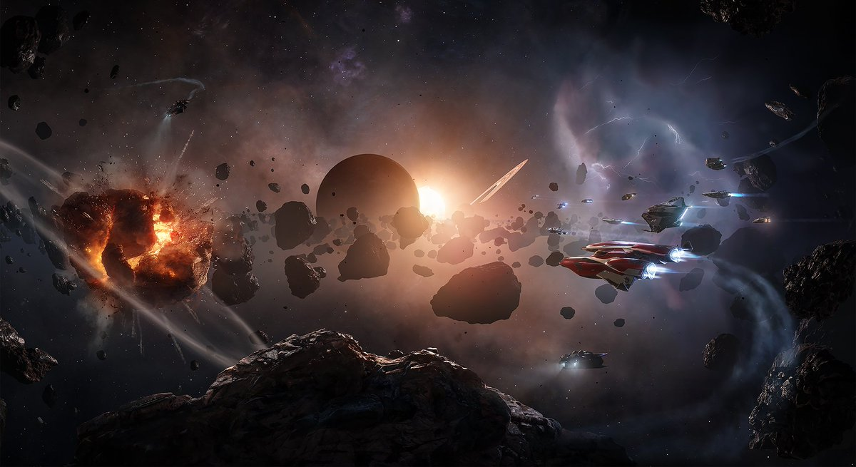 Explore advanced asteroid mining techniques, updated ships, and new multiplayer options in the biggest #EliteDangerous update of the year 🚀🌌☄ https://xbx.lv/2SGTmON