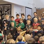 All the boys and staff at The New Beacon wore their Christmas Jumpers to school for the day. So many amazing designs and such a great thing to do. #ChristmasJumperDay #wedoboysbest @savechildrenuk #SaveTheChildren