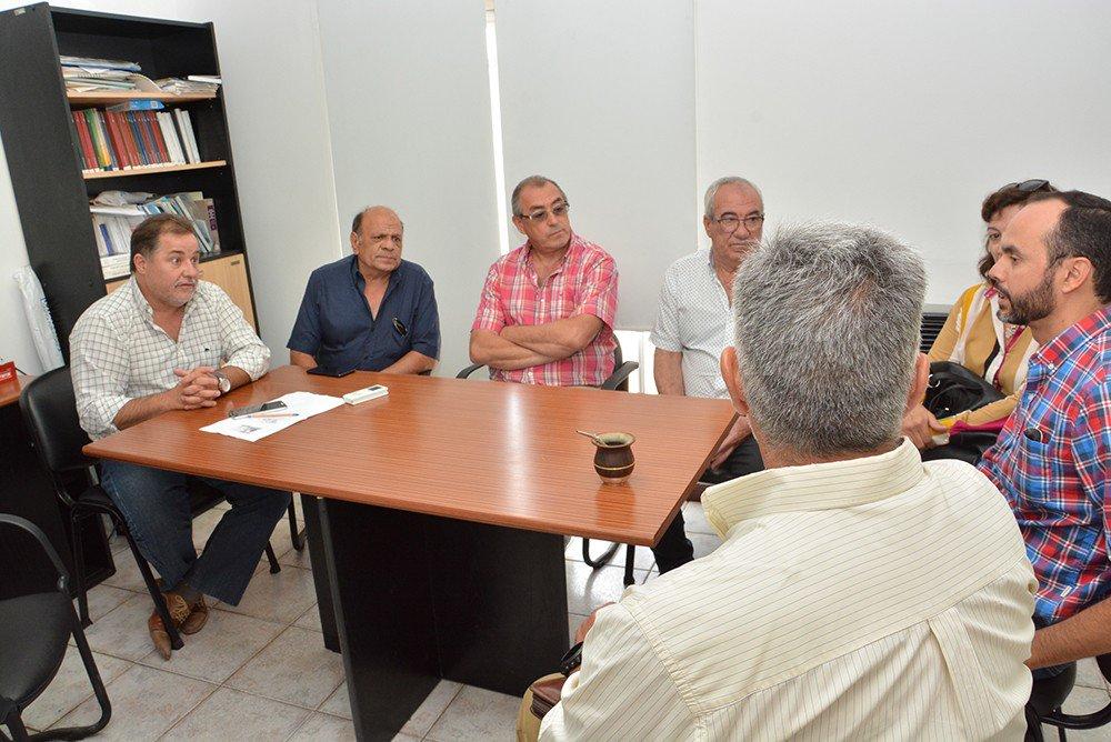 #Provinciales | Pedehontaá se reunió con gremios del sector privado