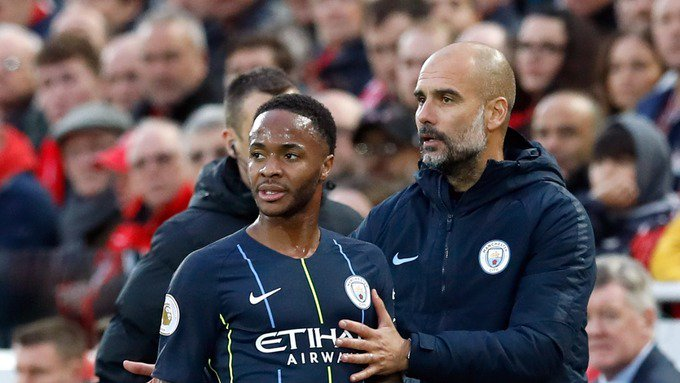 Hes an incredible person, an incredible human being; Its tough in the 21st century to still be in this position, to have problems with diversity. We have to be better, everyone : Pep Guardiola on Raheem Sterling #MCFC