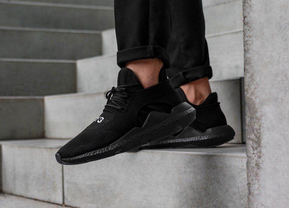 adidas y3 saikou triple black- OFF 59