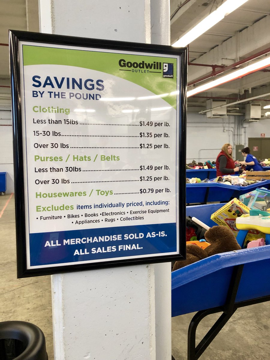 Valerie Bonk Jd On Twitter Filming A Story On The New Goodwill Outlet Store That Opened Today In Hagerstown Story To Come Journalism Reporting Shopping Goodwill Thriftstore Outletstore Https T Co Fhzrzdgjsv