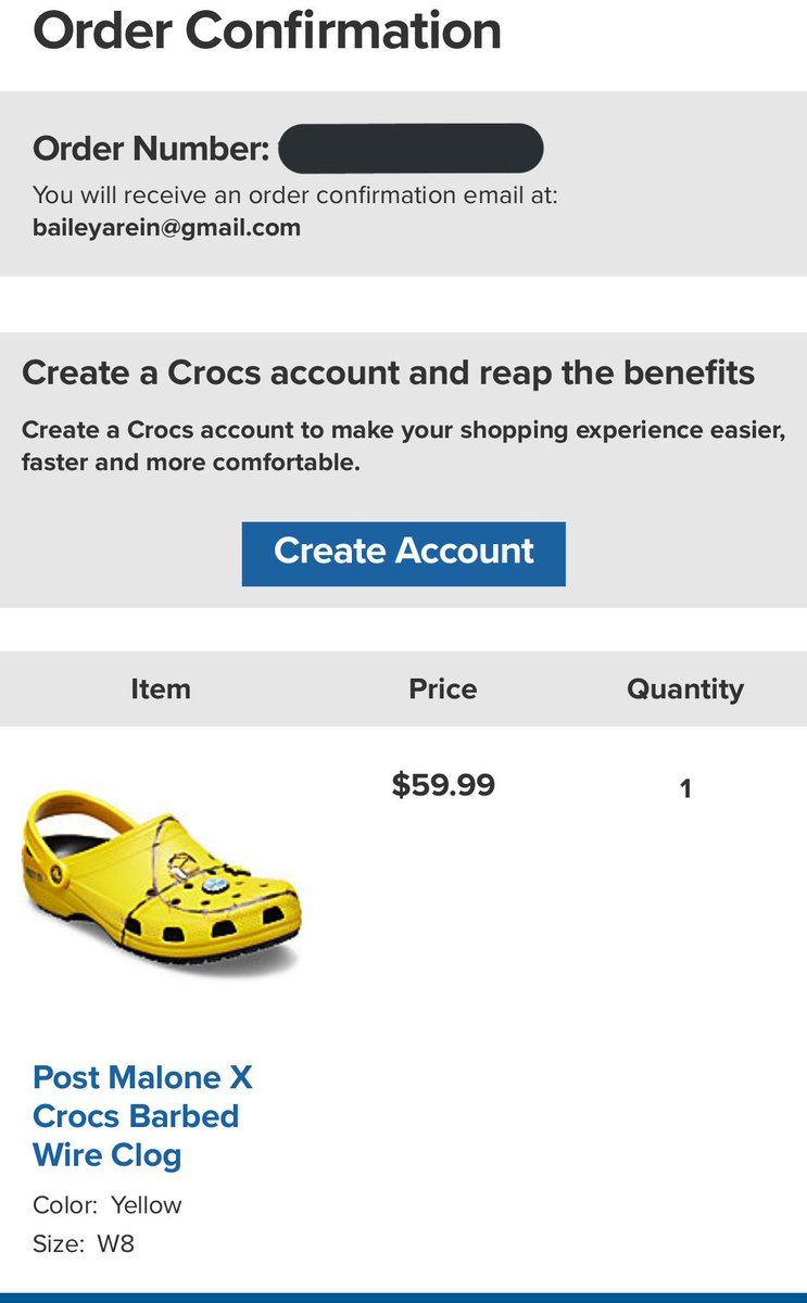 bcfea6889eb5 Crocs Shoes on Twitter