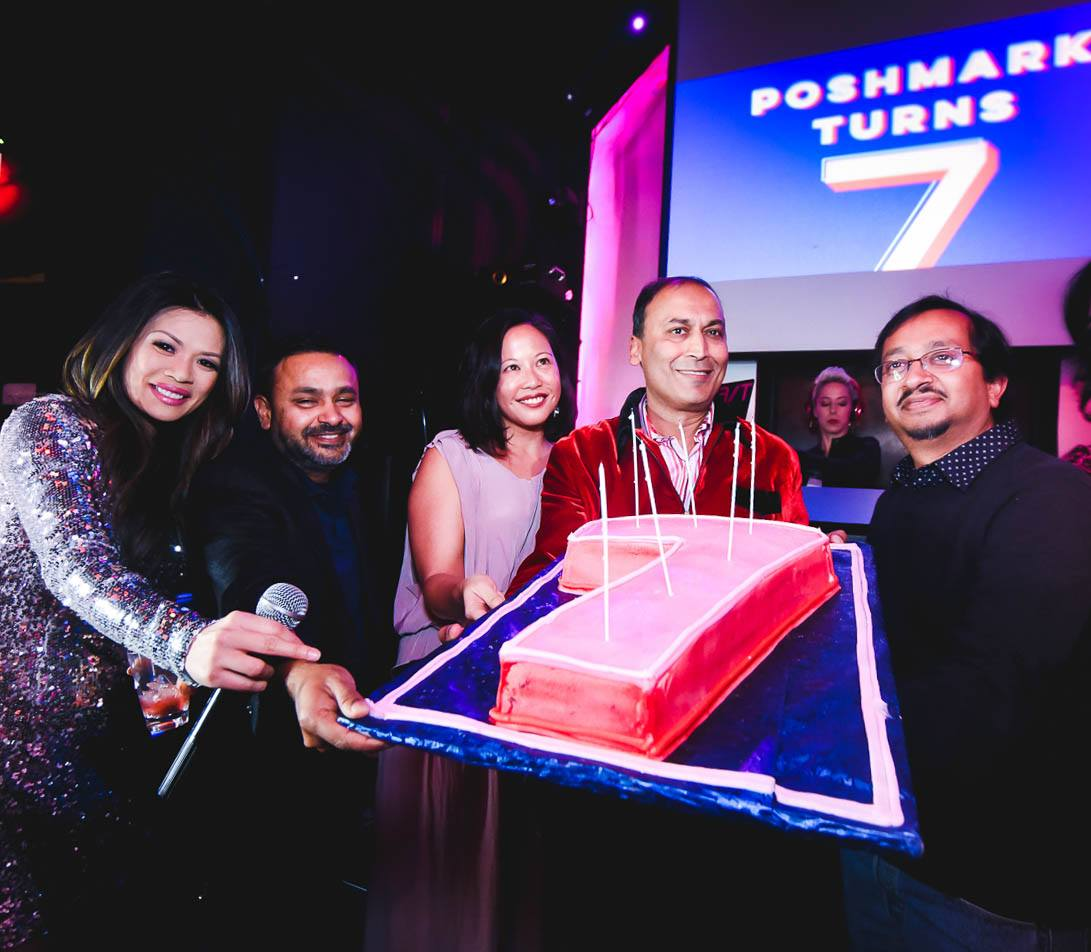Thank you to everyone who made #PoshmarkTurns7 so magical! Cheers to seven fabulous years full of #PoshLove! See the full recap on the blog! 📷  https://t.co/P6tYsoPp2b