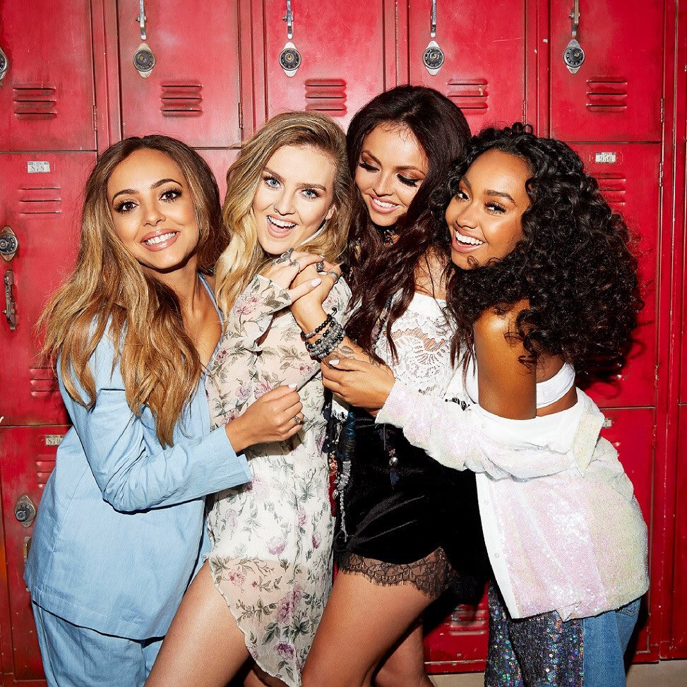 Did you see that British girl group @LittleMix have won November's Cybersmiler of the Month Award for promoting body positivity? Read the full article here cybersmile.org/news/little-mi… #LittleMix