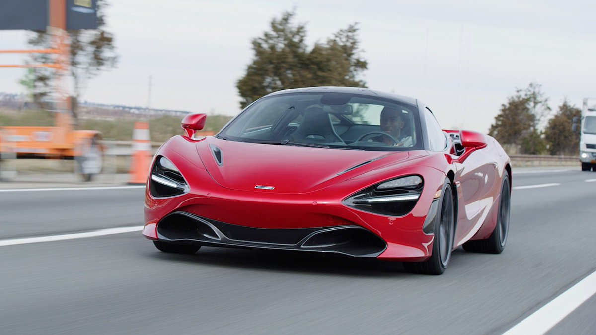 NEW VIDEO - Top 5 McLaren 720S Features! [Auto Focus Ep. 4] youtu.be/LPY4u9Gx-xM - RT!