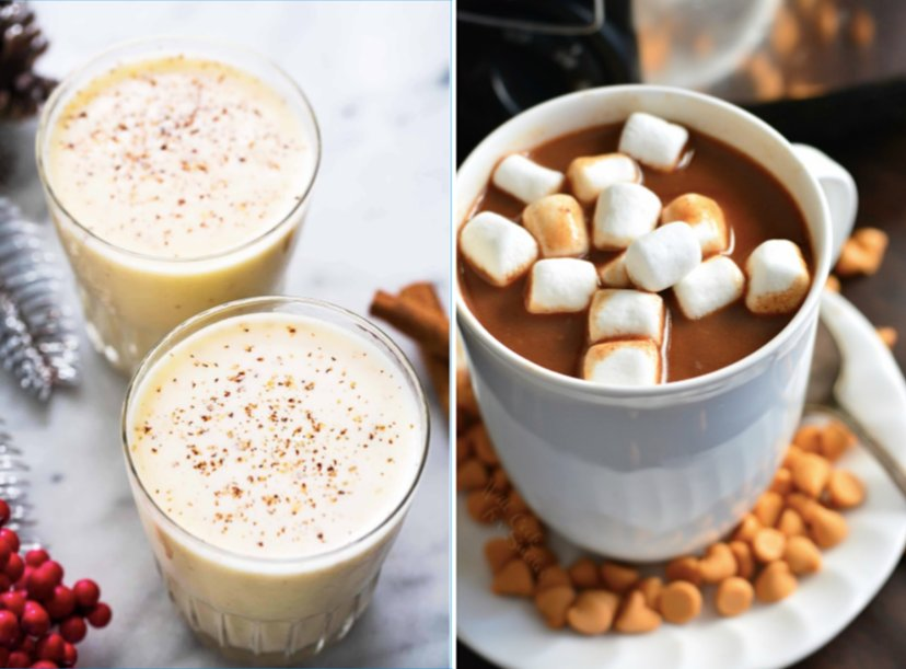 Which one do you prefer for those cold, winter nights: eggnog or hot chocolate? <a href='https://t.co/xnRM70NiYP' class='extra' target='blank'><i class='material-icons mdl-color-text--grey-400'>image</i></a>