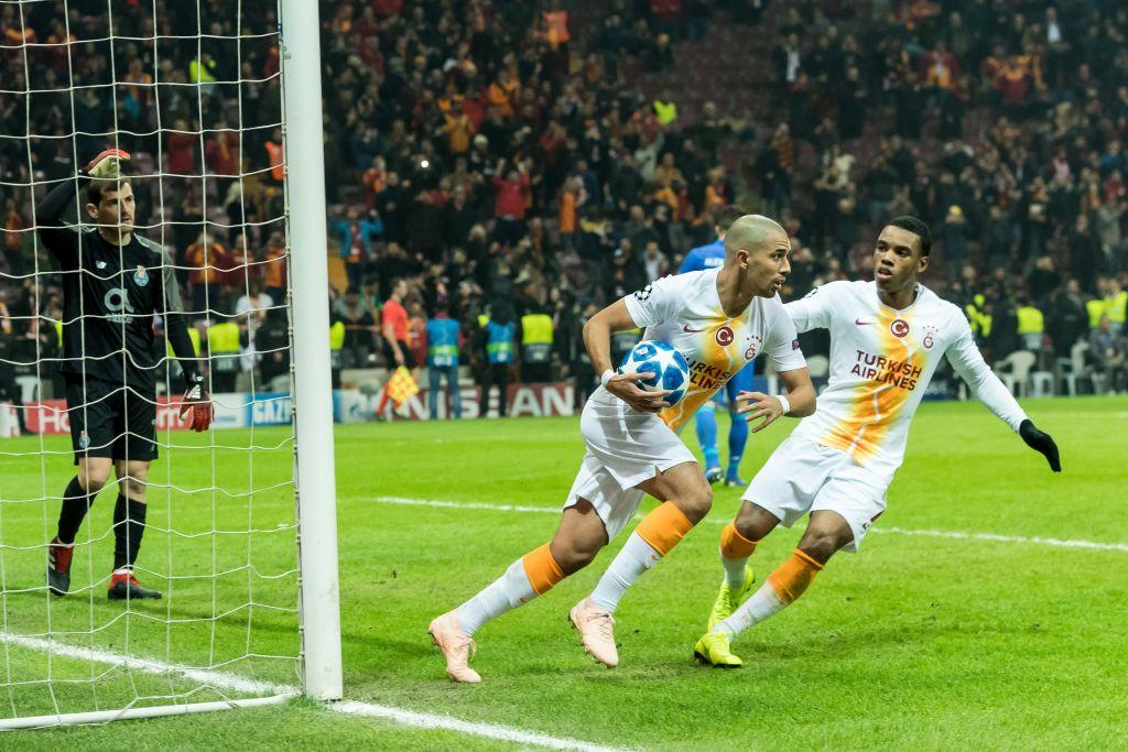 Congrats 🦁 Trotz 2:3 vs. Porto schafft @GalatasaraySK die Qualifikation für die #UEL. #GSvFCP