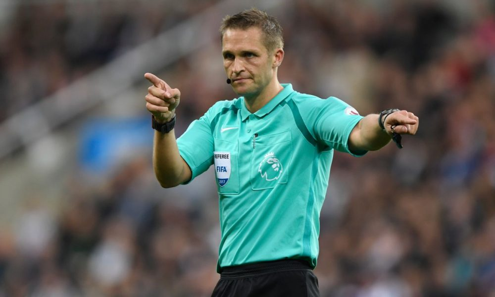 Referee appointed for Manchester City vs. Everton (15/12/2018) #MCFC http://ow.ly/2MEs101ov8L