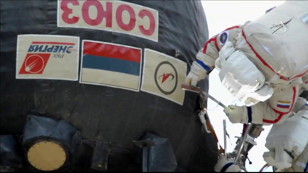 Cosmos y Astronomía's photo on Soyuz