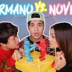 #HermanoVSNoviaSV Twitter Photo